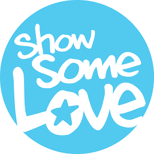 Show Some Love circle logo